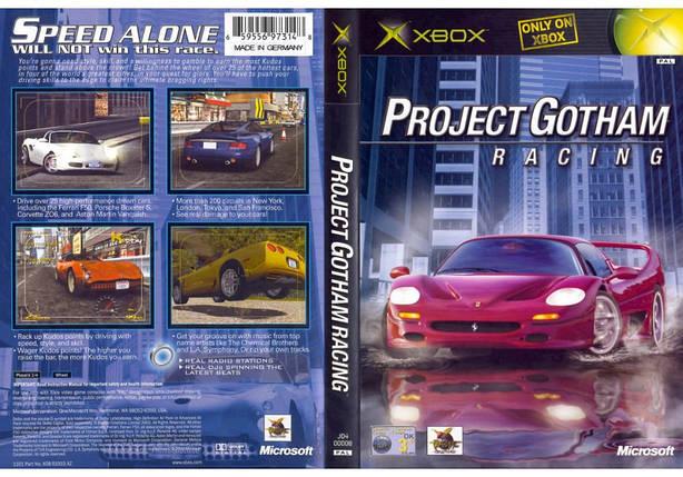 Игра для игровой консоли Xbox, Project Gotham Racing, фото 2