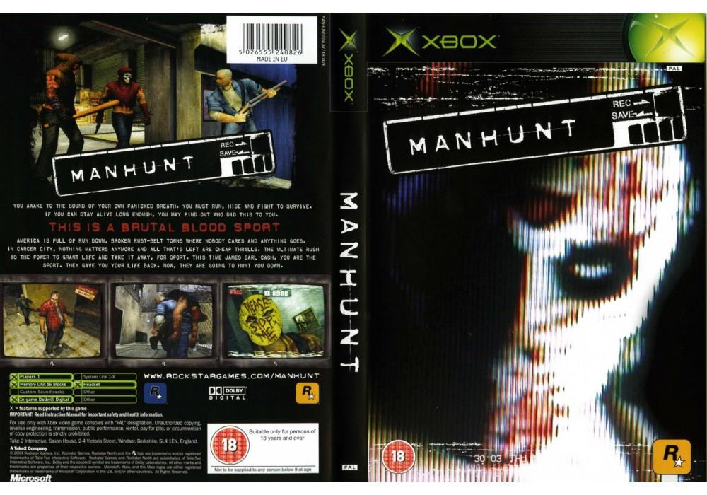 Игра для игровой консоли Xbox, Manhunt