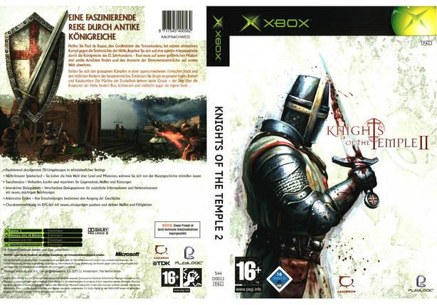 Игра для игровой консоли Xbox, Knights Of The Temple 2, фото 2