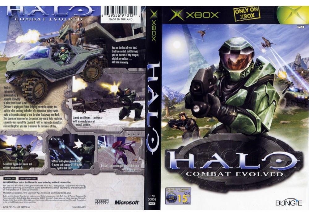 Игра для игровой консоли Xbox, HALO