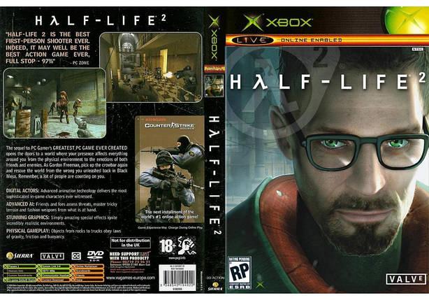 Игра для игровой консоли Xbox, Half-Life 2, фото 2
