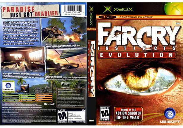 Игра для игровой консоли Xbox, Far Cry Instincts Evolution, фото 2