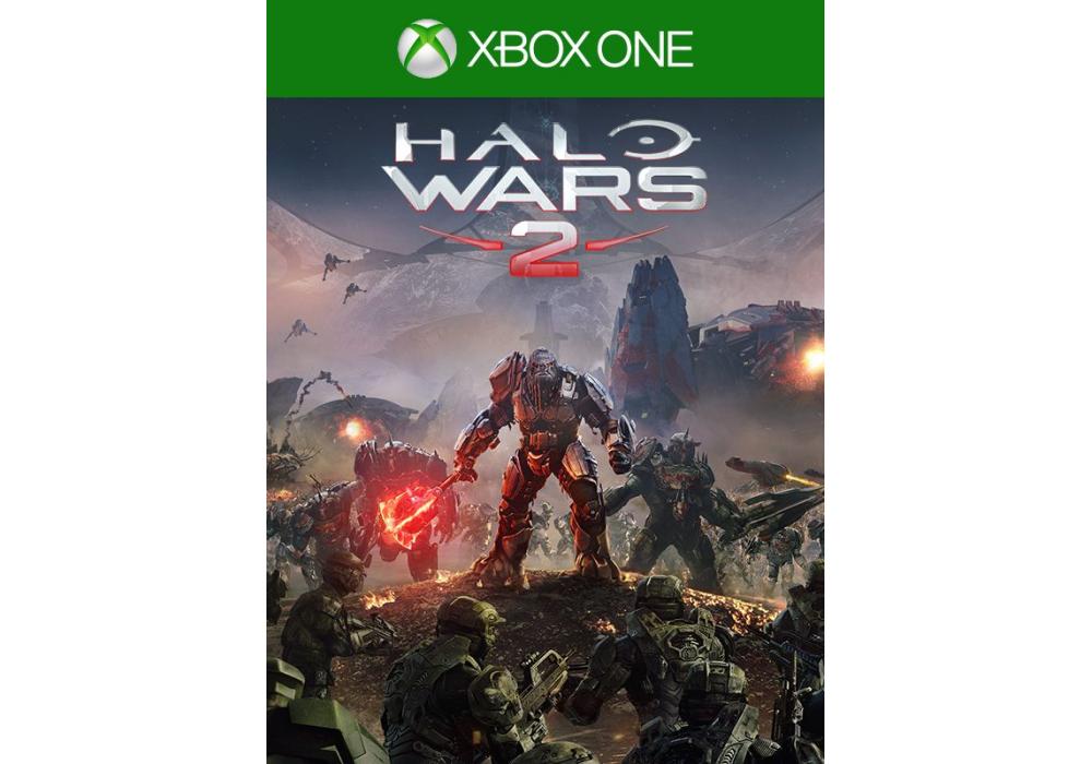 Игра для игровой консоли Xbox One, Halo Wars 2