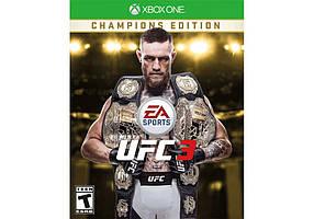 Игра для игровой консоли Xbox One, UFC 3 (Xbox One)