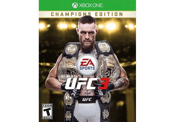 Игра для игровой консоли Xbox One, UFC 3 (Xbox One), фото 2