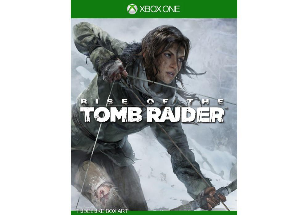 Игра для игровой консоли Xbox One, Rise of the Tomb Raider