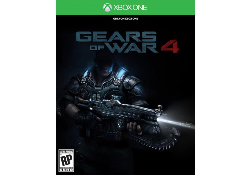 Игра для игровой консоли Xbox One, Gears of War 4