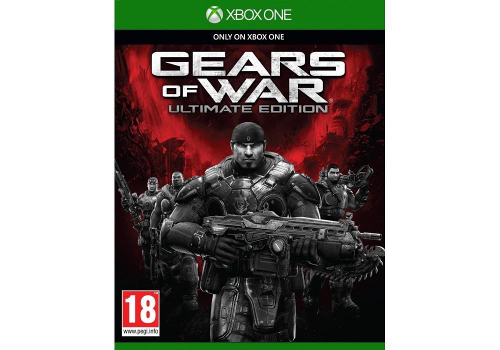Игра для игровой консоли Xbox One, Gears of War Ultimate Edition