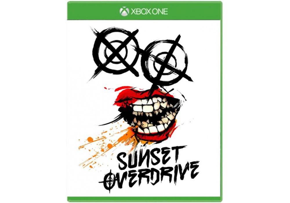 Игра для игровой консоли Xbox One, Sunset Overdrive