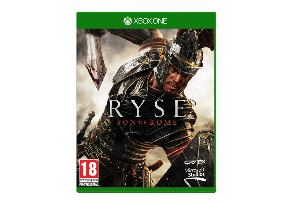 Игра для игровой консоли Xbox One, Ryse: Son of Rome