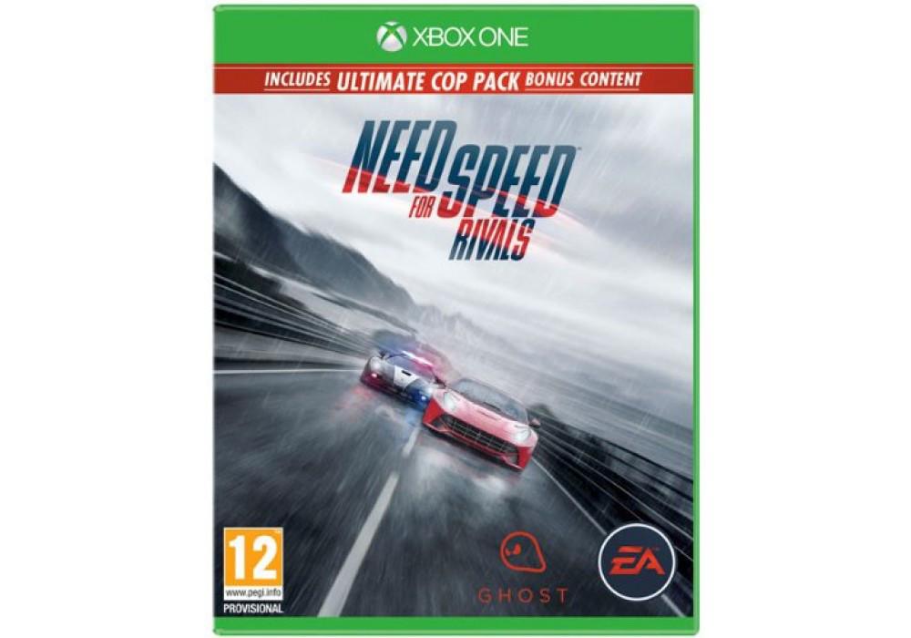 Игра для игровой консоли Xbox One, Need For Speed Rivals