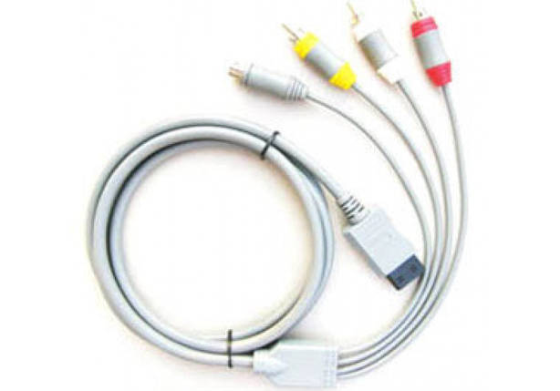 Wii S-Video Cable, фото 2