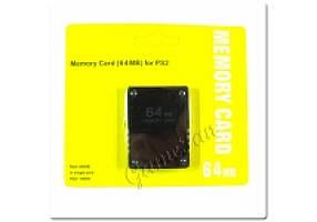 Карта памяти PS2 64 mb