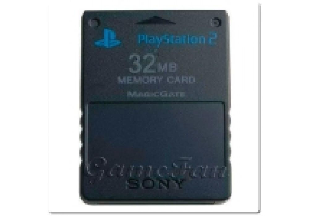Карта памяти PS2 32mb