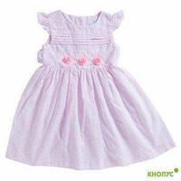 "Платье ""Розовые розочки"", New Point, размер 104, 110"