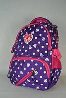 Рюкзак школьный для девочек 18002-ф