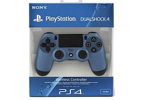 Джойстик для PS4 Dualshock 4, gray blue (Uncharted 4)