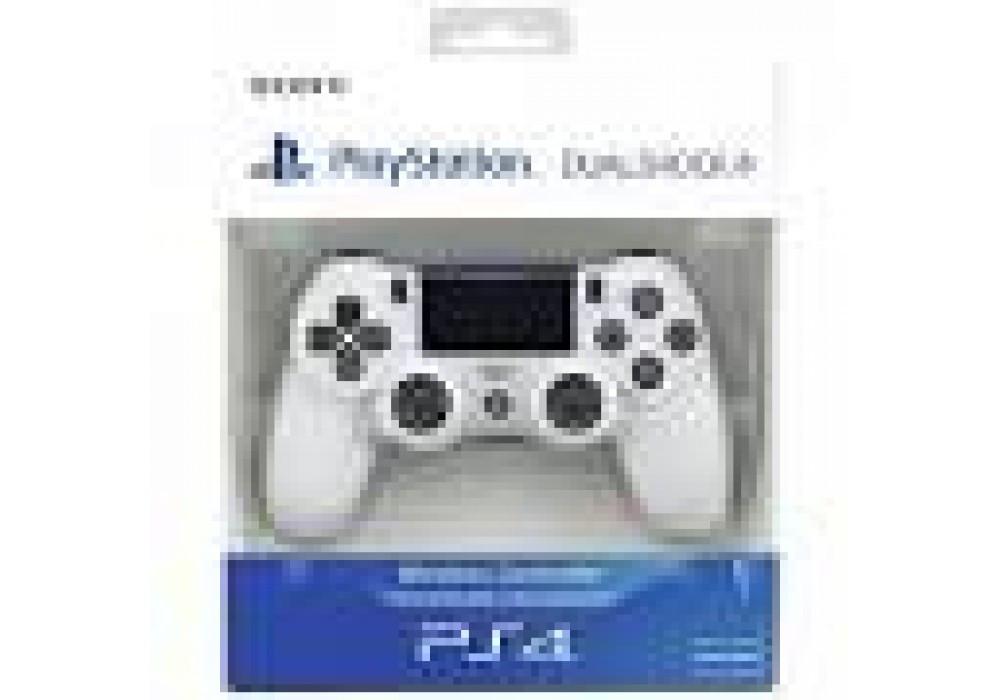 Джойстик PS4 Dualshock 4 V2 White