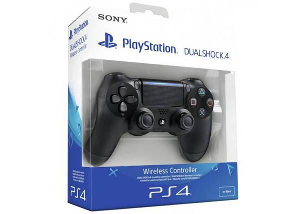 Sony PS4 Dualshock4 V2 Black, фото 2