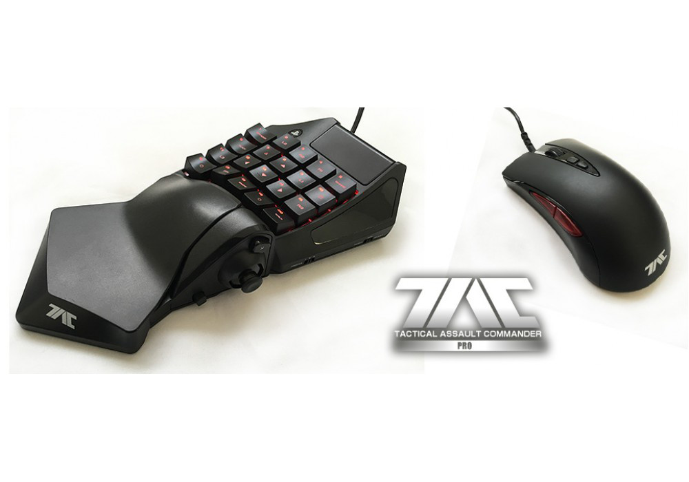 HORI Tactical Assault Commander Pro (TAC Pro) (PC/PS3/PS4) /PS4