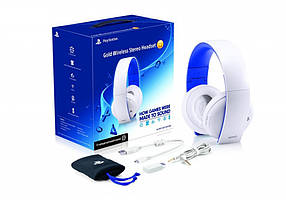 PS4 Wireless Headset(2.0)White