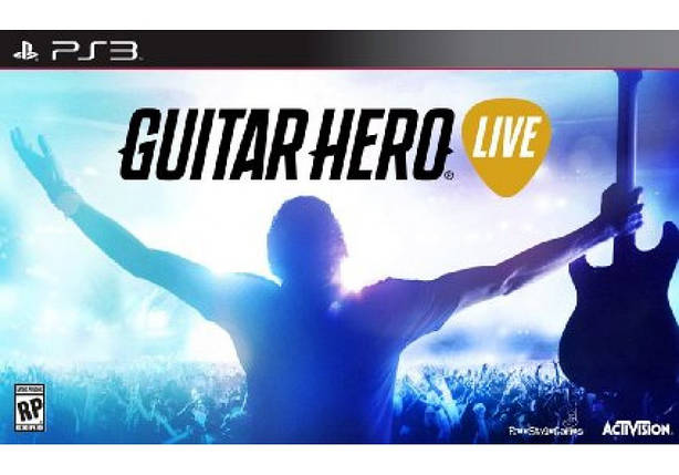 Guitar Hero Live PS3, фото 2