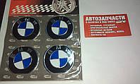 Наклейка на колесный диск, колпак BMW