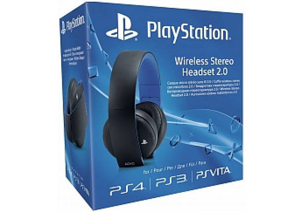 Wireless Stereo Headset 2.0 (PS4), фото 2