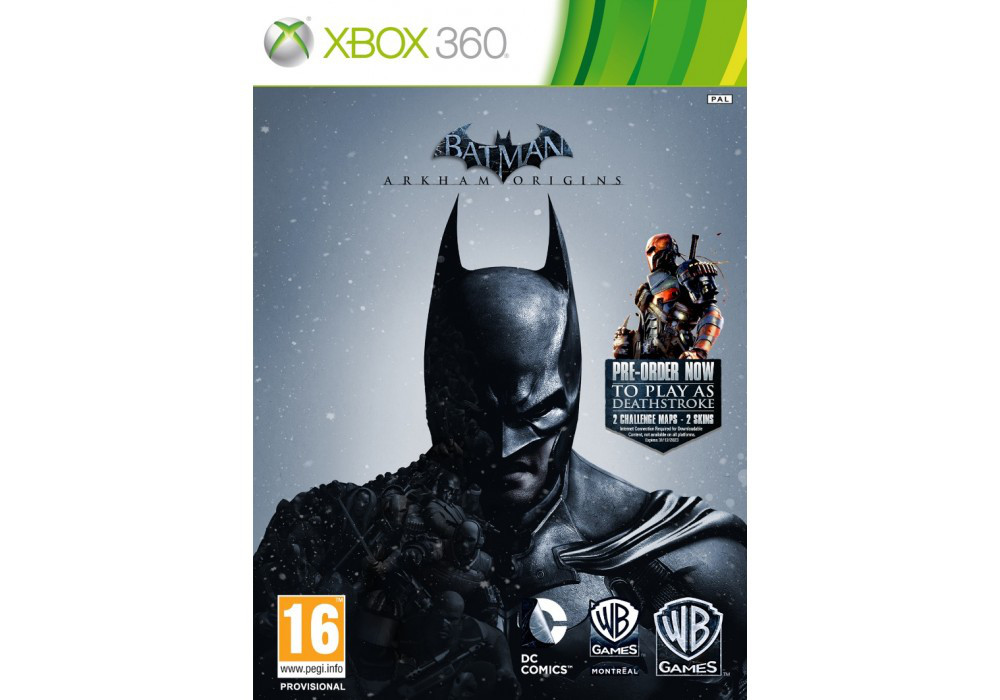 Игра для игровой консоли Xbox 360, Batman: Telltale
