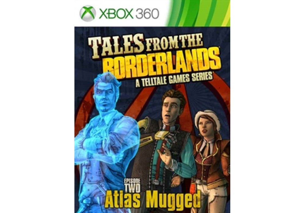 Игра для игровой консоли Xbox 360, Tales from the Borderlands: A Telltale Games Series