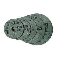 Круг шлифовальный на керамической связке прямой профиль ПП 64С (125х16х32)