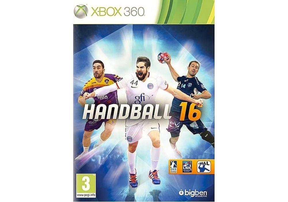 Игра для игровой консоли Xbox 360, Handball 16
