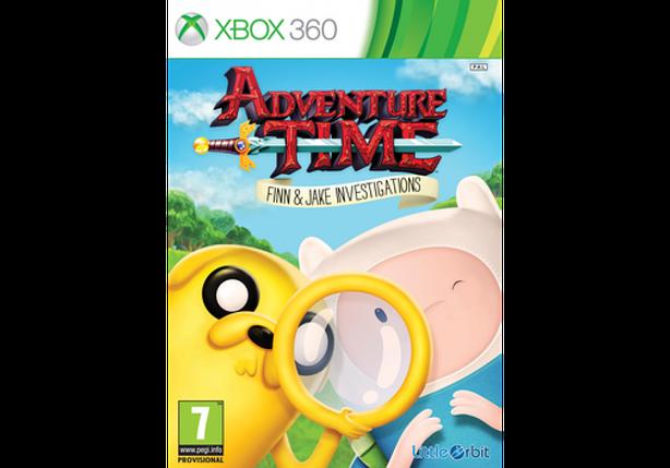 Игра для игровой консоли Xbox 360, Adventure Time: Finn and Jake Investigations, фото 2