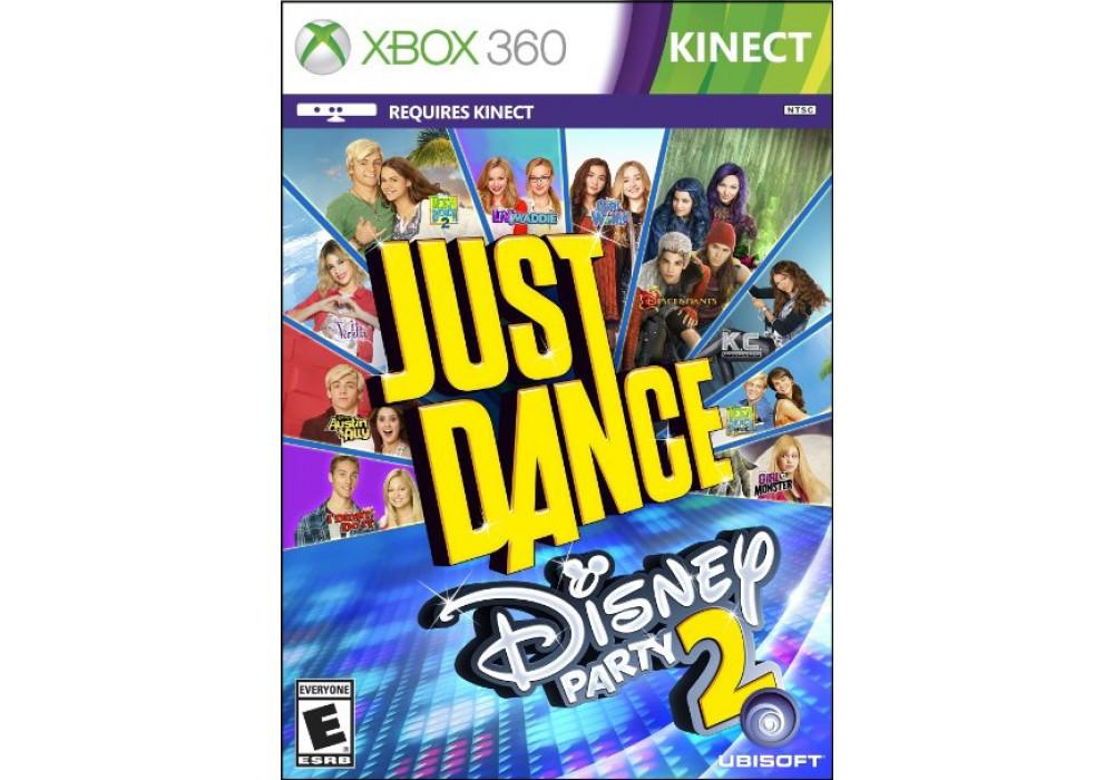 Игра для игровой консоли Xbox 360, Just Dance Disney Party 2 [Kinect]