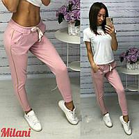 Спортивные штаны женские (цвета) ИГ288, фото 1