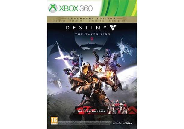 Игра для игровой консоли Xbox 360, Destiny: The Taken King - Legendary Edition, фото 2