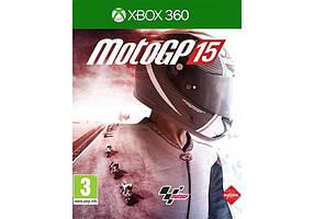 Игра для игровой консоли Xbox 360, MotoGP 15