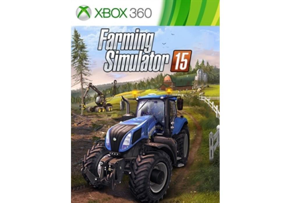 Игра для игровой консоли Xbox 360, Farming Simulator 15