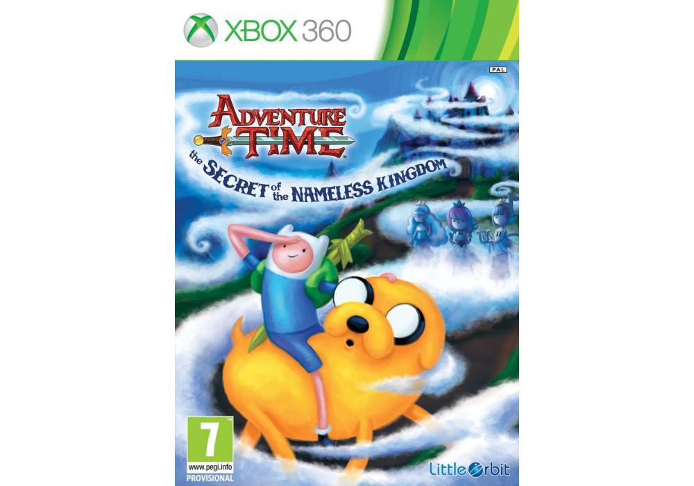 Игра для игровой консоли Xbox 360, Adventure Time: The Secret of the Nameless Kingdom