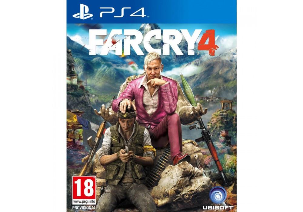 Игра для игровой консоли Xbox 360, Far Cry 4