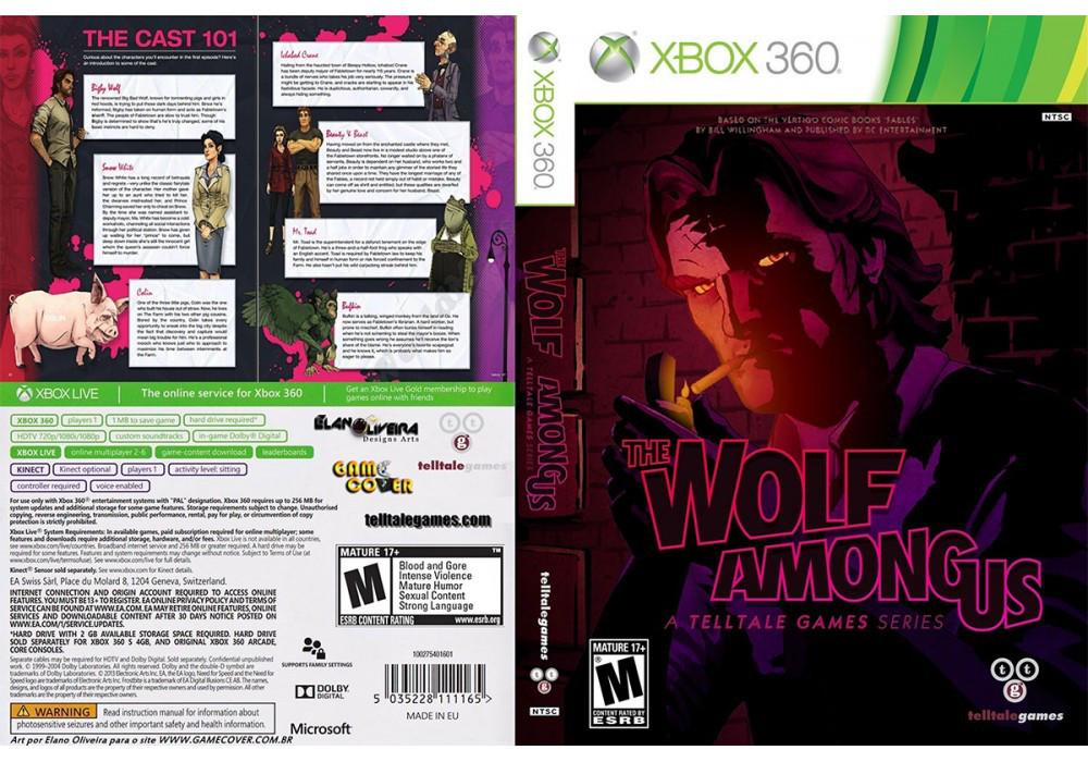 Игра для игровой консоли Xbox 360, The Wolf Among Us
