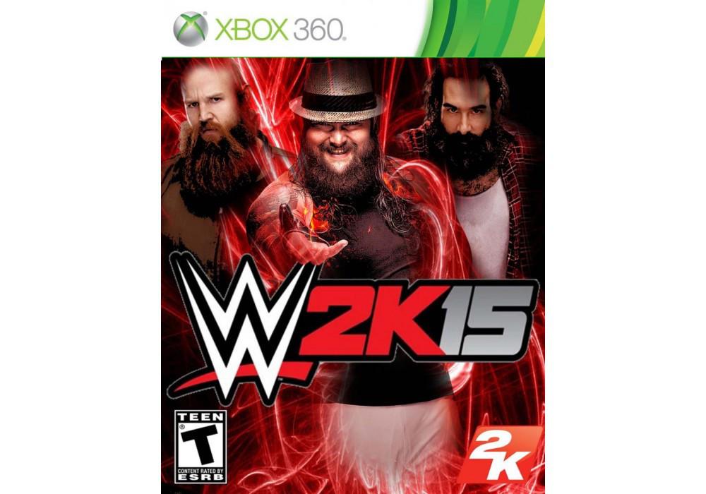 Игра для игровой консоли Xbox 360, WWE 2K15