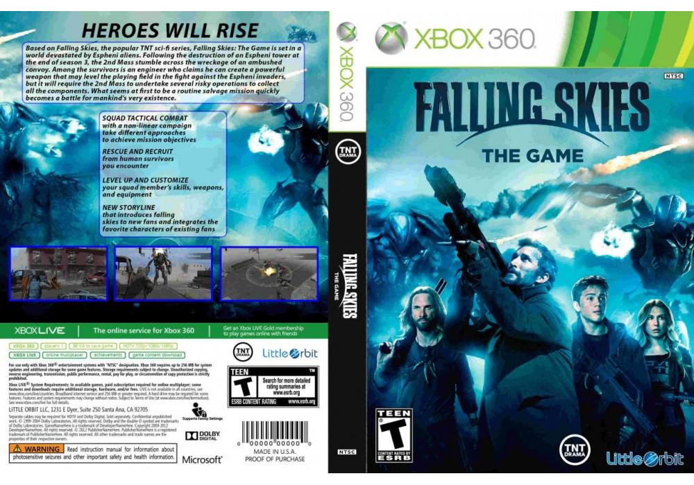 Игра для игровой консоли Xbox 360, Falling Skies: The Game
