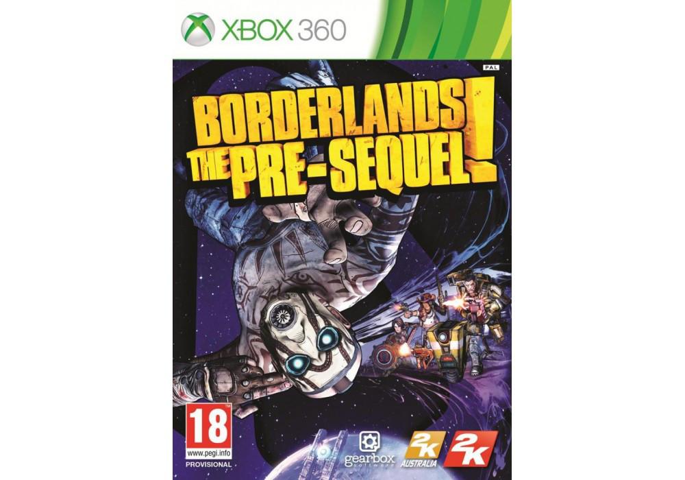 Игра для игровой консоли Xbox 360, Borderlands: The Pre-Sequel!
