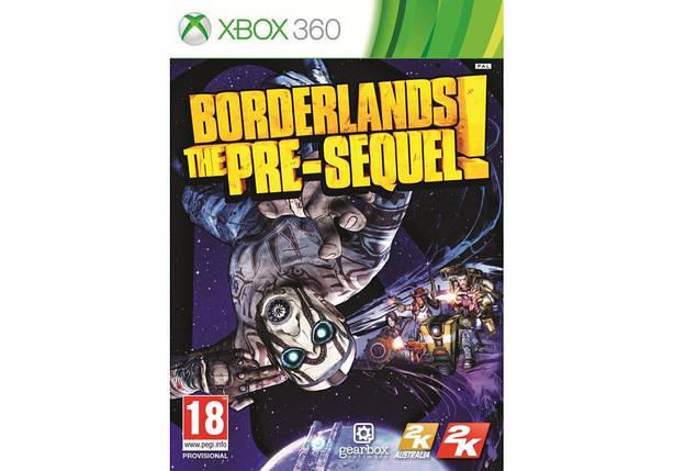 Гра для ігрової консолі Xbox 360, Borderlands: The Pre-Sequel!, фото 2
