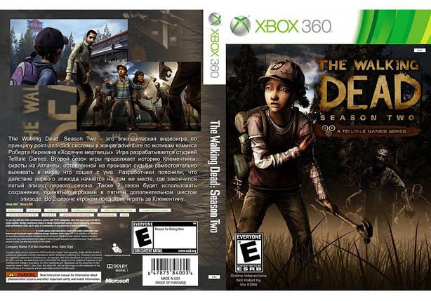 Игра для игровой консоли Xbox 360, The Walking Dead: Season Two, фото 2