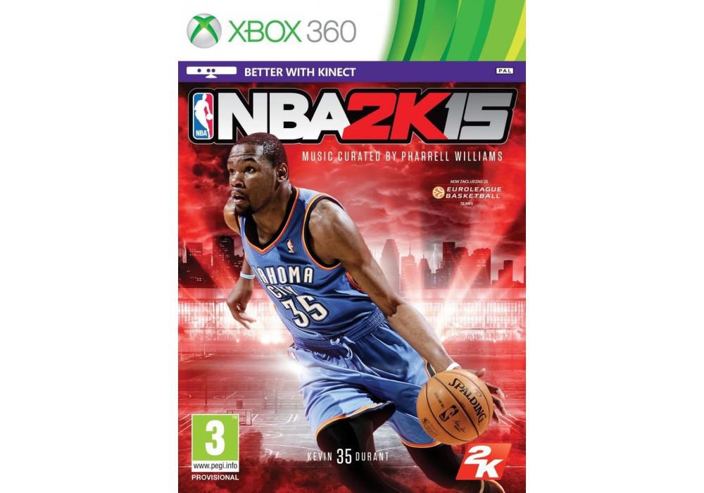 Игра для игровой консоли Xbox 360, NBA 2K15