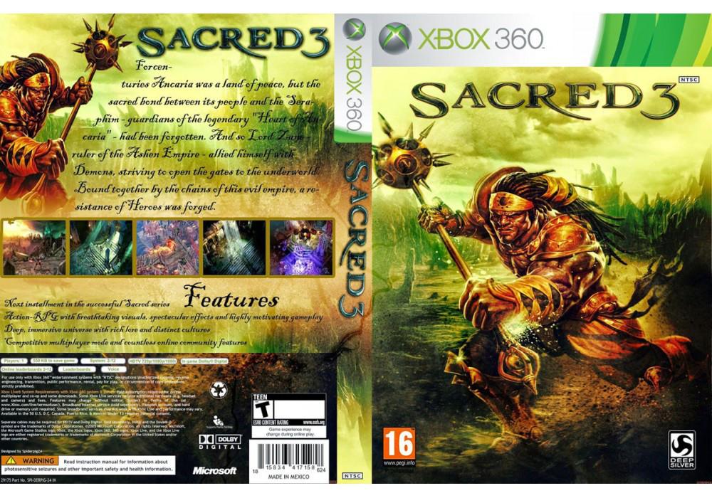 Игра для игровой консоли Xbox 360, Sacred 3