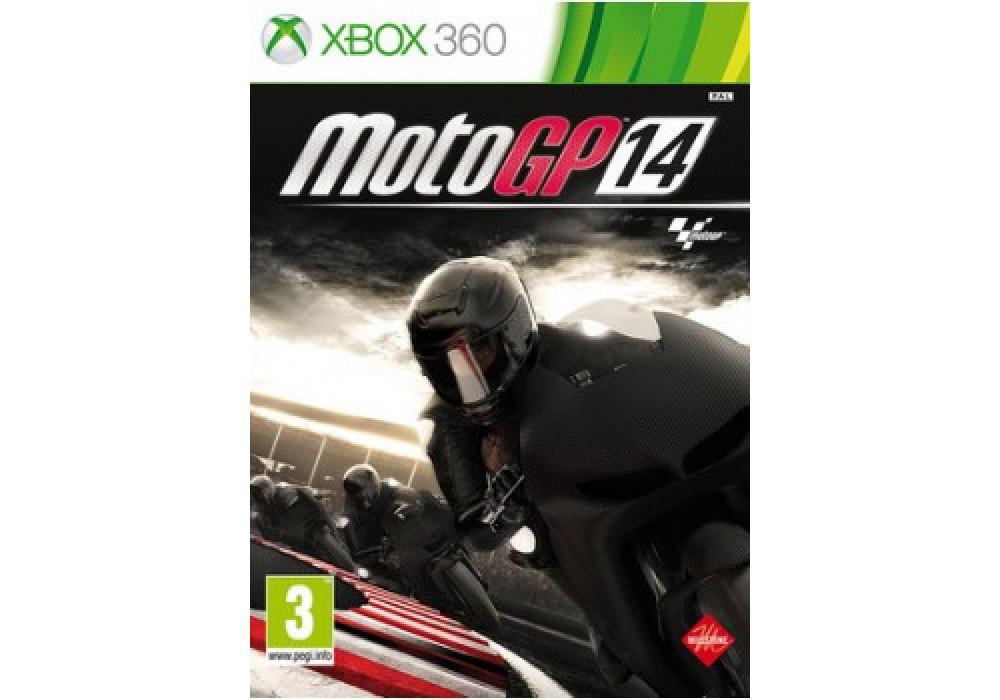 Игра для игровой консоли Xbox 360, MotoGP 14