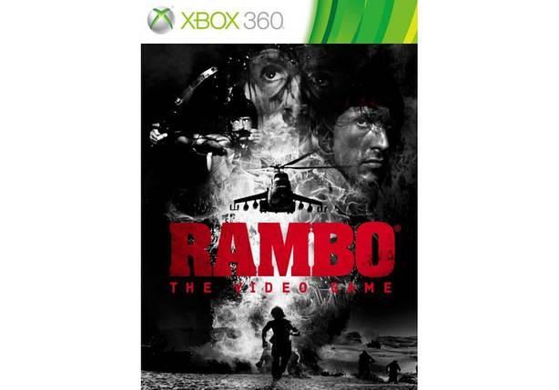 Игра для игровой консоли Xbox 360, Rambo: The Videogame, фото 2